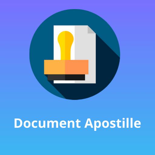Document Apostille 1