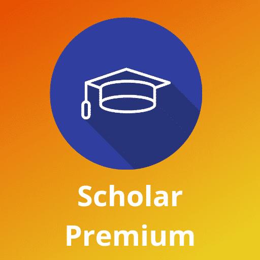 Upgrade Scholar Unlimited to Premium 1