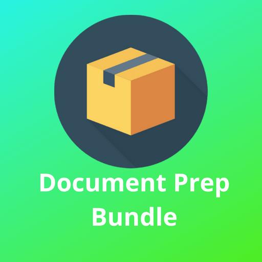 Document Preparation Bundle 1