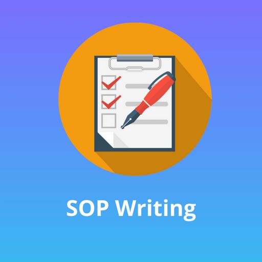 SOP Writing (Single Page) 1