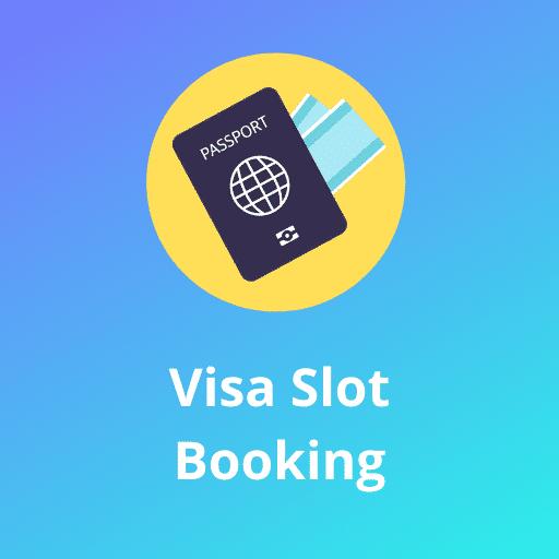 Visa Slot Booking 1