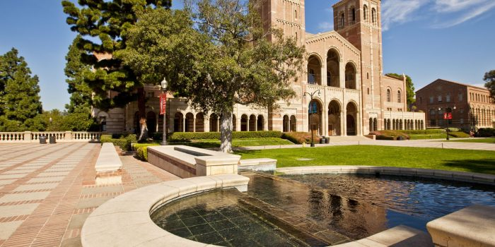 Top 10 Universities for Master's in Economics in the USA: University of California (UCLA)